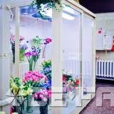 Холодильные камеры для цветов (розничная торговля)